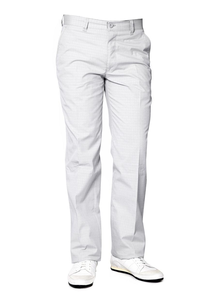 P 758 Slim Fit Gri Spor Pantolon