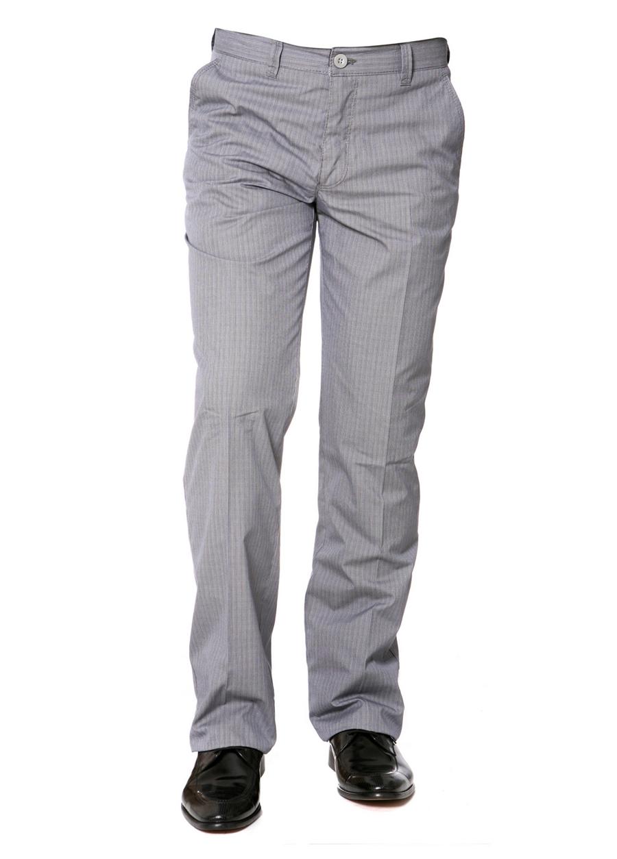P 758 Slim Fit Füme Spor Pantolon
