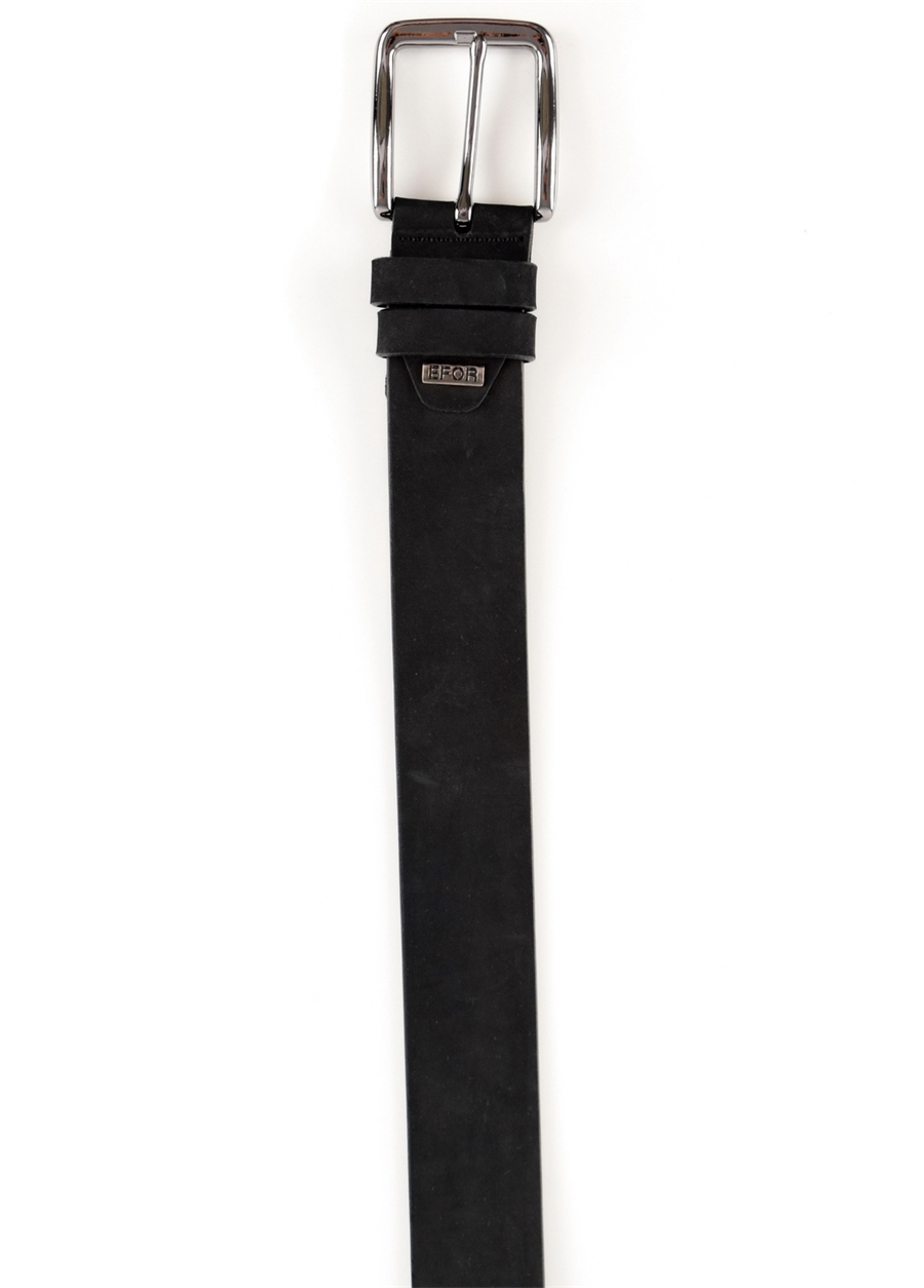 3675-1 Siyah Klasik Kemer