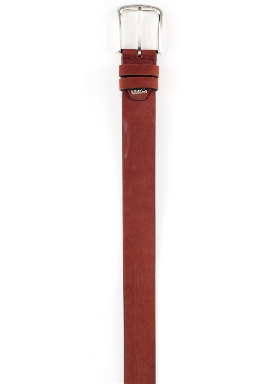 3675-1 Bordo Klasik Kemer