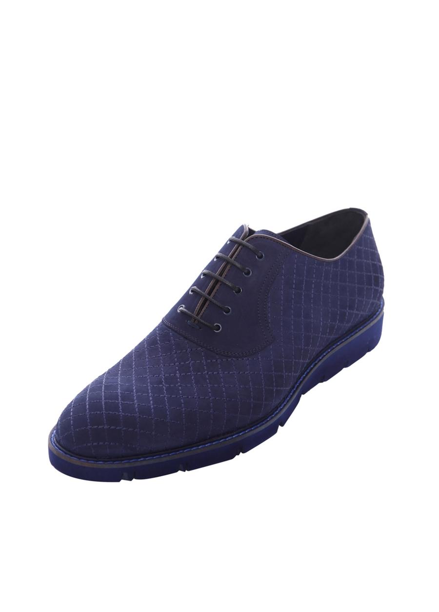 3675-1 Lacivert Spor Ayakkabı