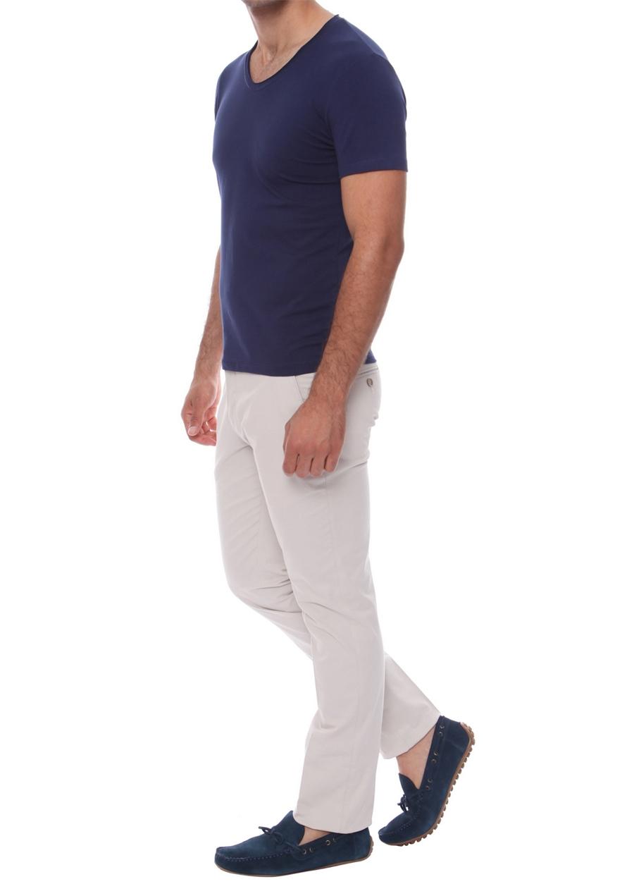 P 969 Slim Fit Taş Spor Pantolon