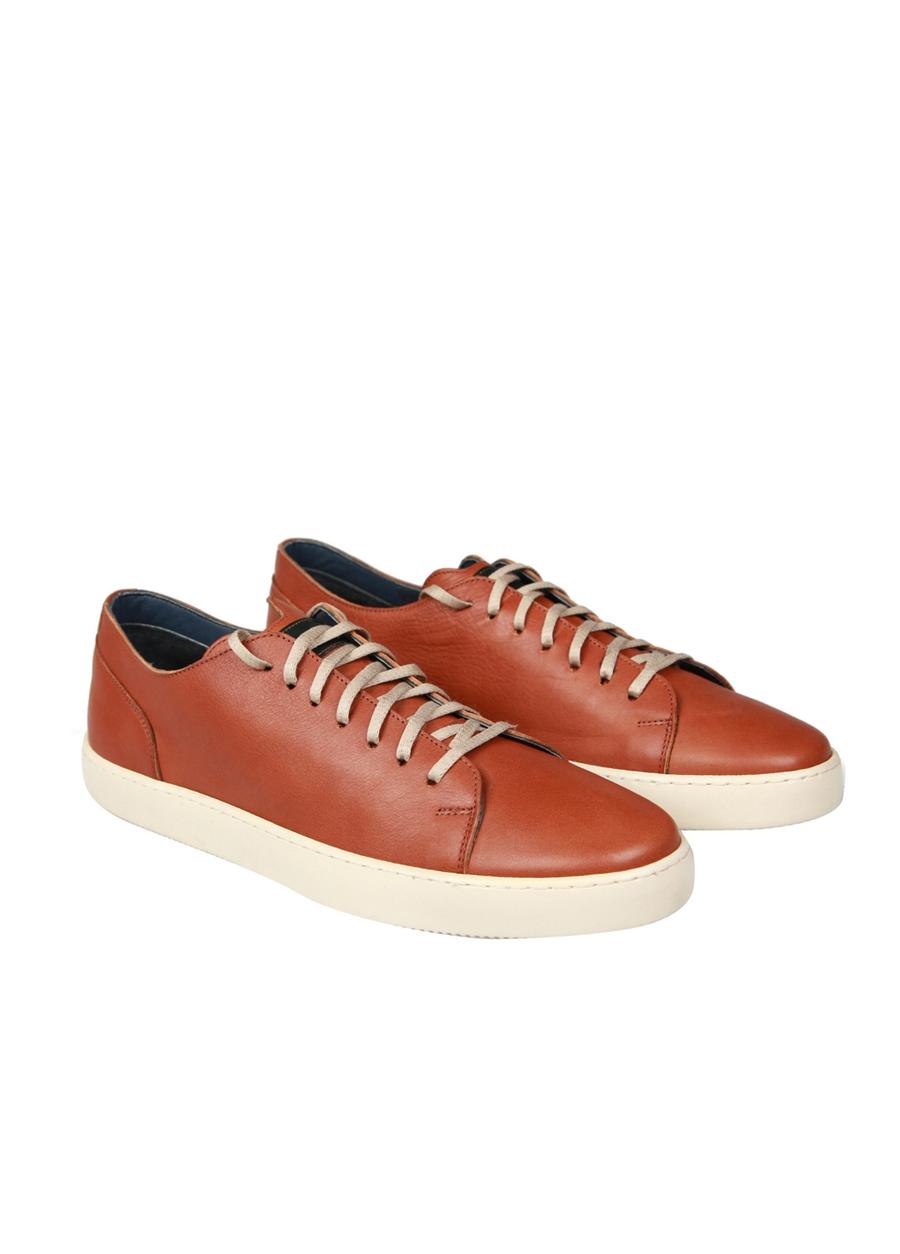 4034 Taba Klasik Ayakkabı