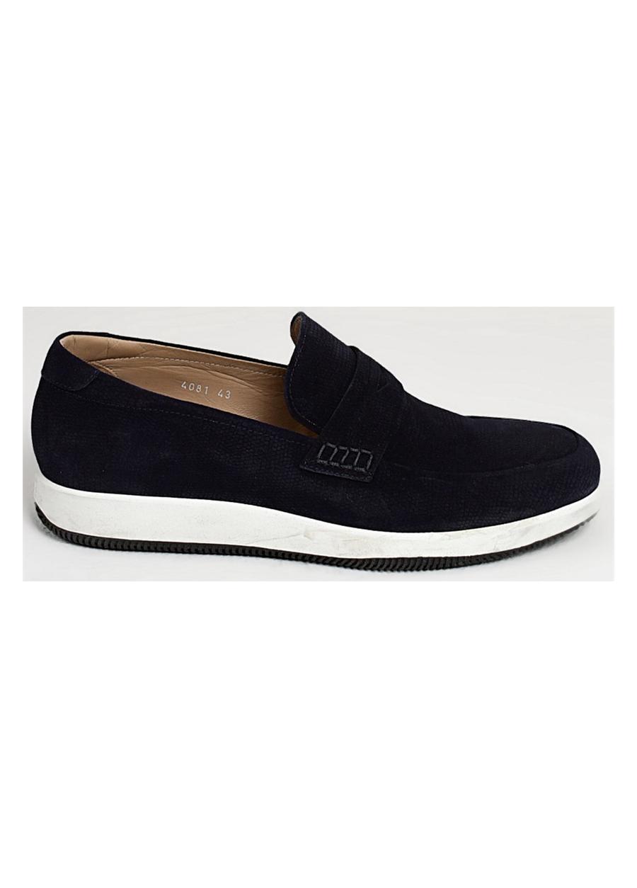 4081 Siyah Klasik Ayakkabı