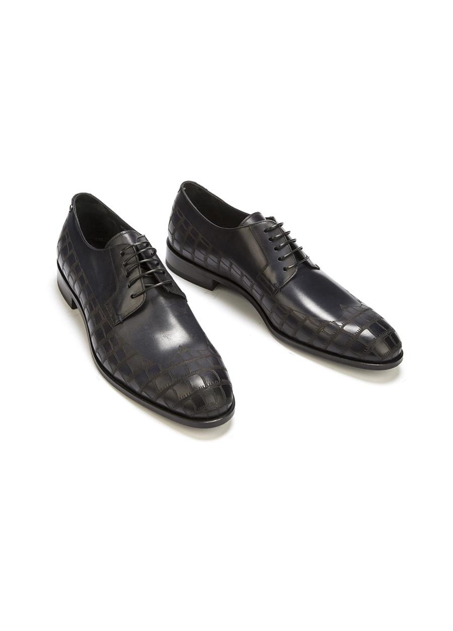 4508 Lacivert Klasik Ayakkabı