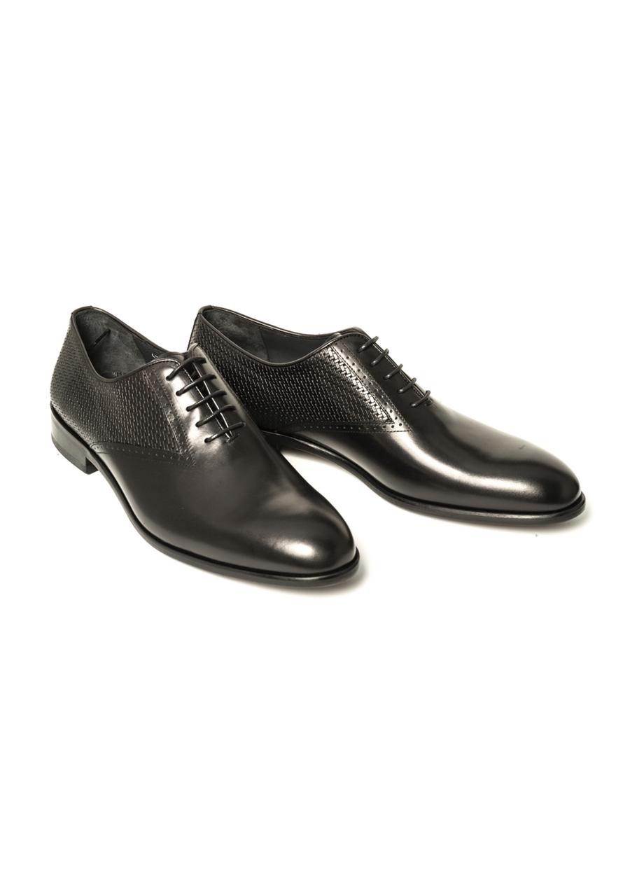 4794 Siyah Klasik Ayakkabı
