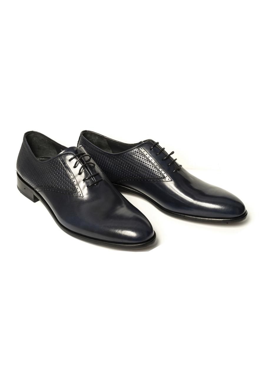 4794 Lacivert Klasik Ayakkabı