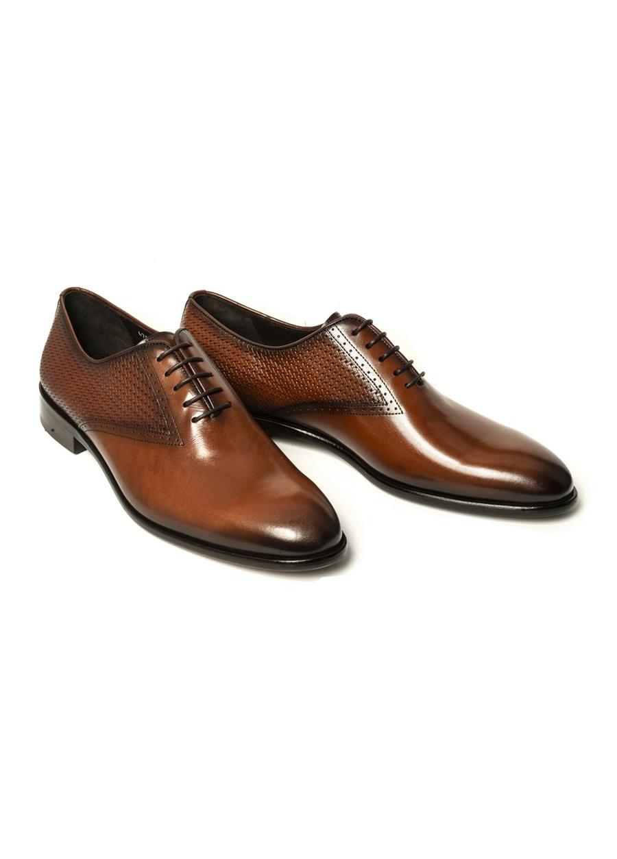 4794 Taba Klasik Ayakkabı