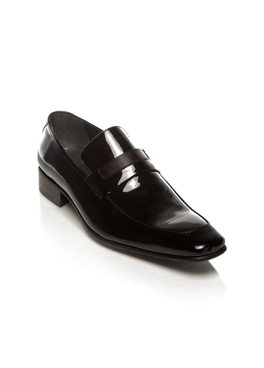 1926 Siyah Klasik Ayakkabı