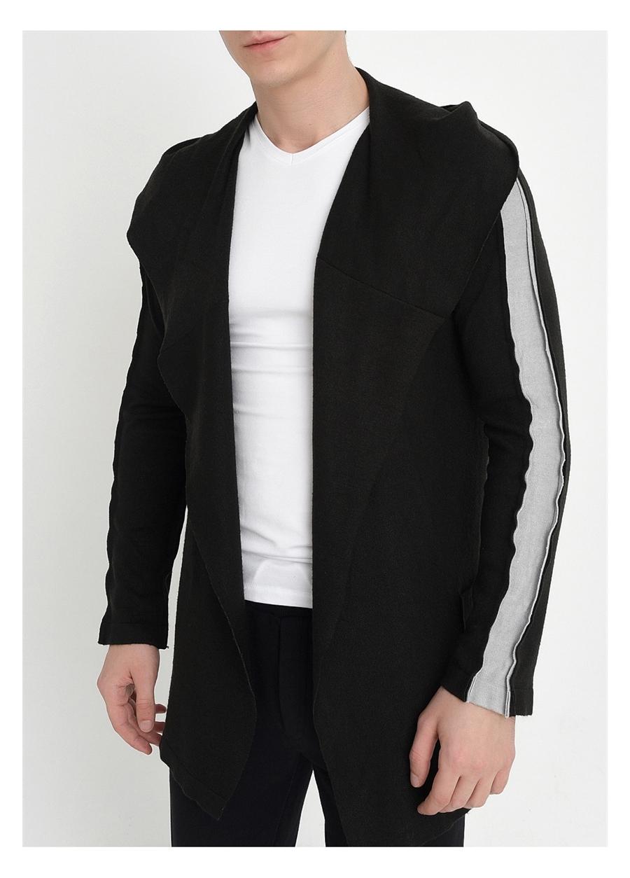 ATC 015 Slim Fit Siyah Spor Ceket