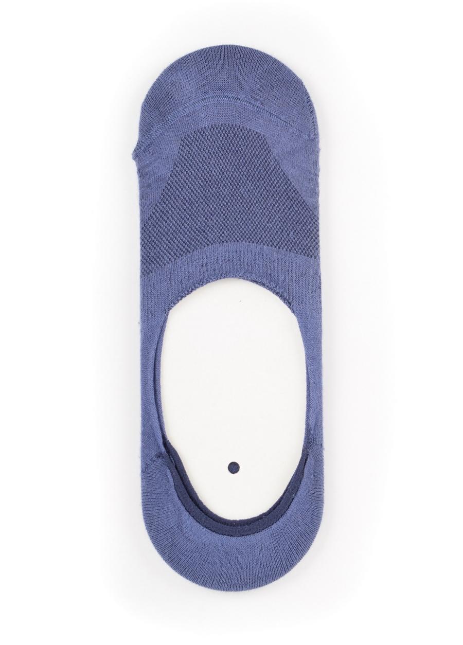 BABET 02 İndigo Klasik Çorap