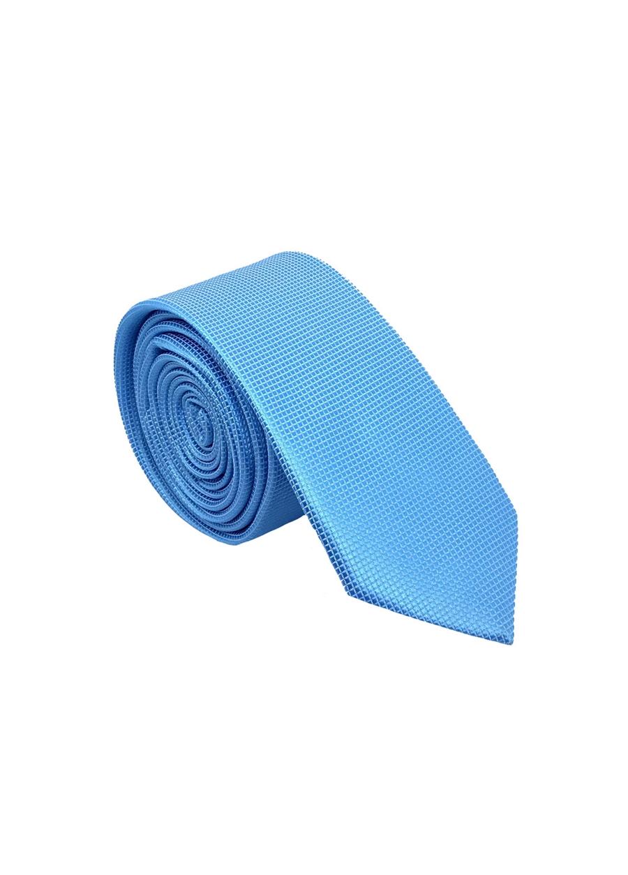 PETEK 01 Açık Mavi Kravat