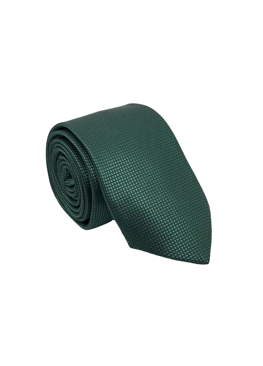 PETEK 01 Koyu Yeşil Kravat