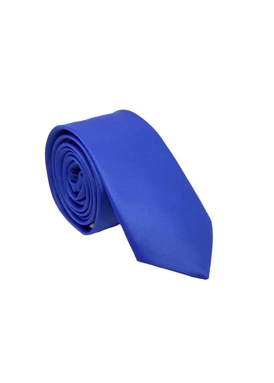 SATEN 03 Koyu Mavi Kravat